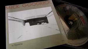 Mick Goodrick / In Pas(s)ing(1978年): 奇天烈音楽館 Strange Kind ...